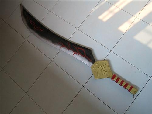 354武器13贺图完成 - woyitinglan1989052 - 人生如此