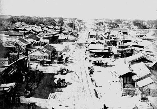 200年前的北京老照片图片